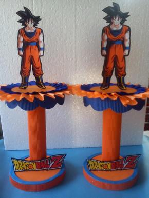 Femixi souvenirs centros dragon ball z for Cuartos decorados de dragon ball z