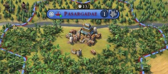 Pasargardae