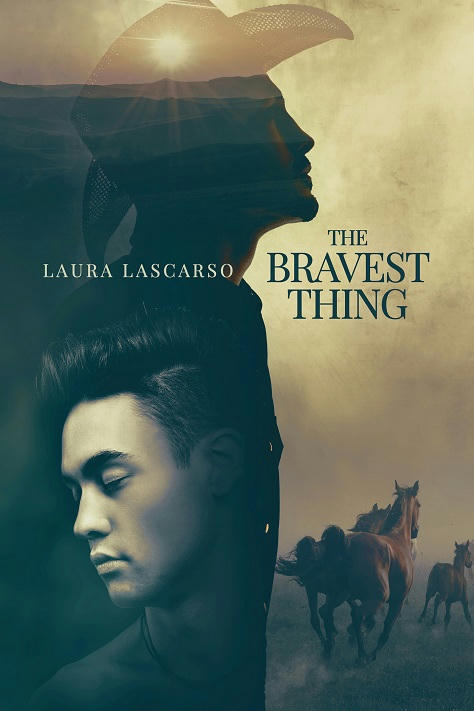 Laura Lascarso - The Bravest Thing Cover