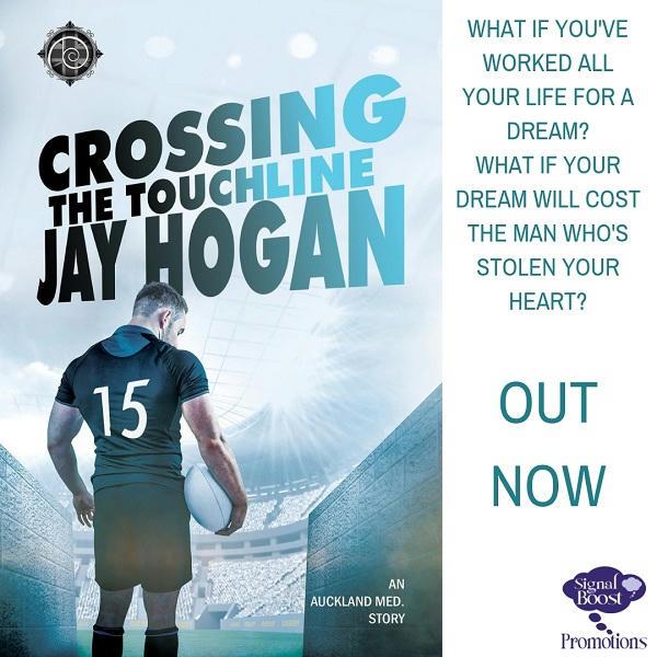 Jay Hogan - Crossing The Touchline INSTAPROMO-8