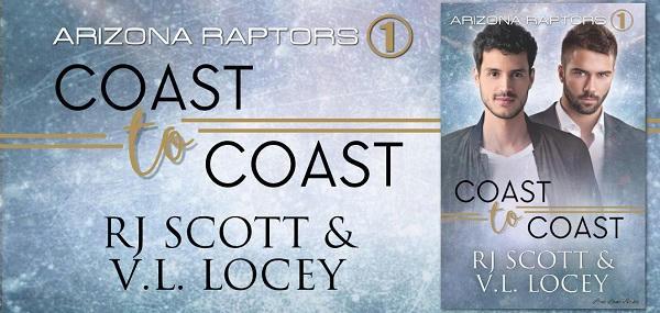 R.J. Scott & V.L. Locey - Coast to Coast twitter