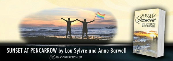 Lou Sylvre & Anne Barwell - Sunset at Pencarrow Banner 1