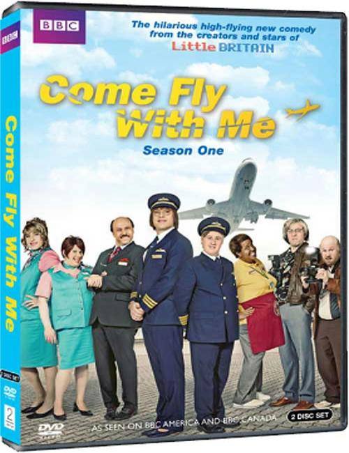 Come Fly With Me (Unica Temporada - Comedia - 2010)   63nneynz6ubtskl6g