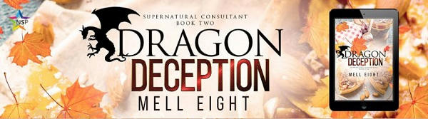 Mell Eight - Dragon Deception NineStar Banner