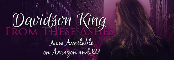 Davidson King - From These Ashes Banner 1