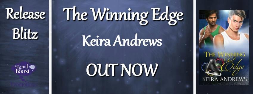 Keira Andrews - Winning Edge RBBanner