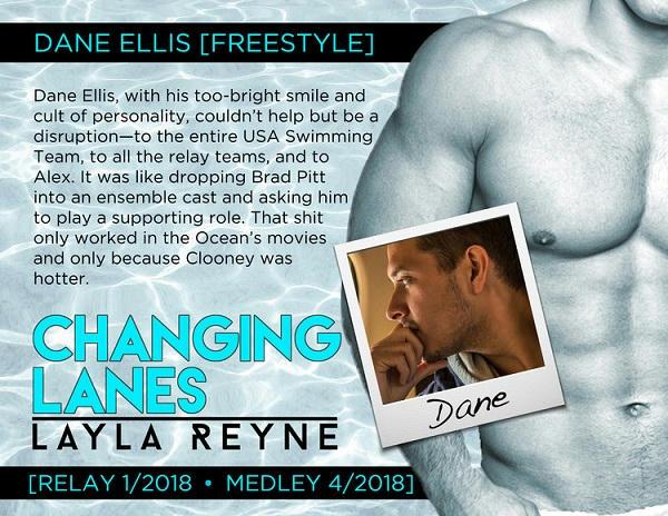 Layla Reyne - Relay Promo Dane