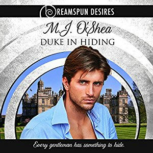 M.J. O'Shea - Duke In Hiding Cover Audio