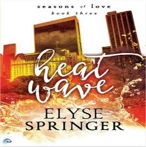 Elyse Springer - Heat Wave Square