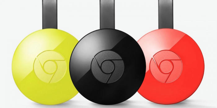 Google's New Chromecast 2 vs Other Media Streaming Players
