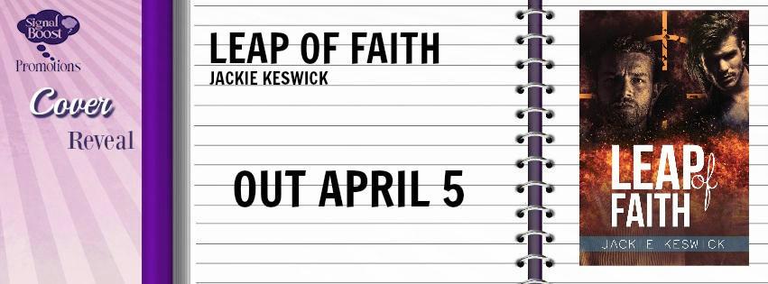 Jackie Keswick - Leap of Faith CR Banner