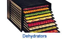 Dehydrators