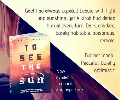 Kelly Jensen - TO SEE THE SUN Promo