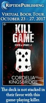 Cordelia Kingsbridge - Kill Game TourBadge