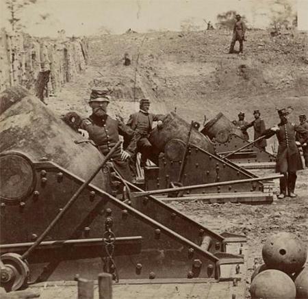 Civil War Bombardment Company