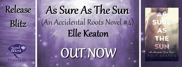 Elle Keaton - As Sure As The Sun RBBanner