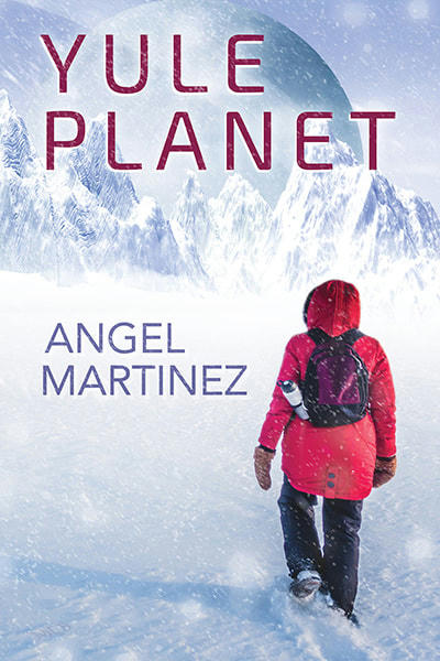 Angel Martinez - Yule Planet Cover