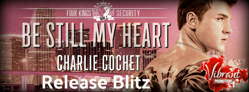 Charlie Cochet - Be Still My Heart RDB Banner
