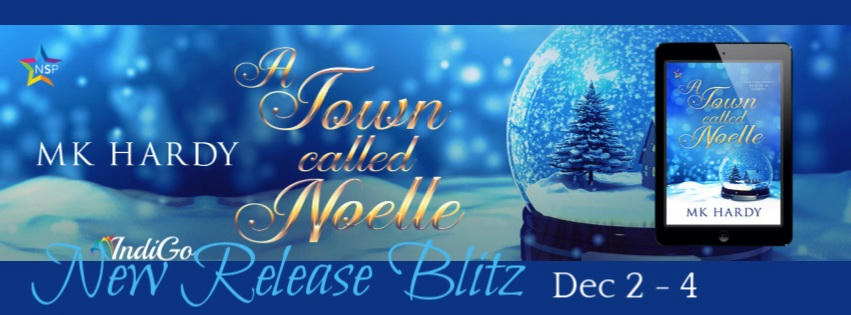M.K. Hardy - A Town Called Noelle RB Banner