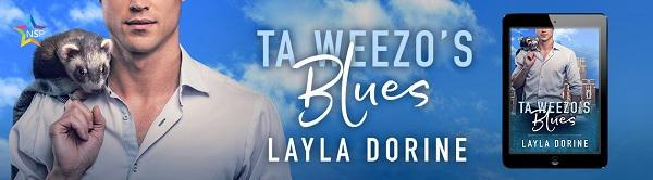 Layla Dorine - Ta Weezo's Blues NineStar Banner