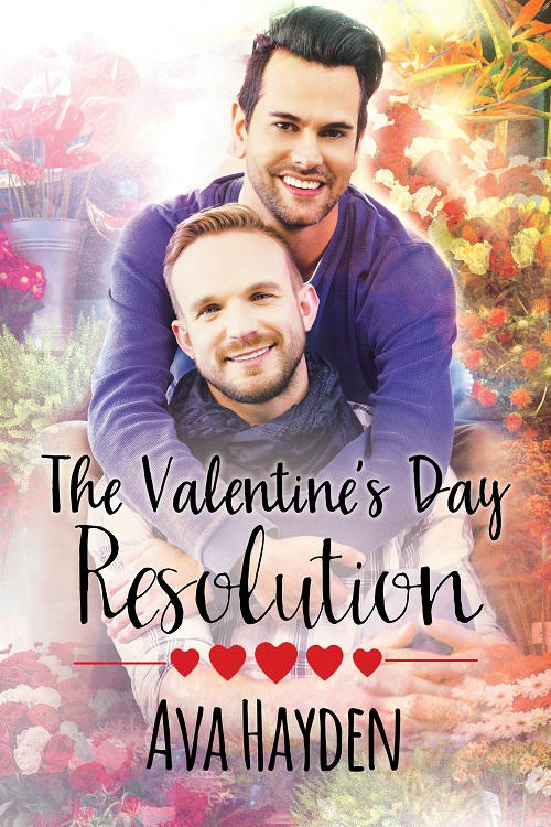 Ava Hayden - The Valentine's Day Resolution Cover