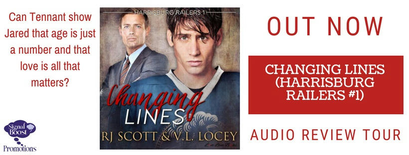 RJ Scott & V.L. Locey - Changing Lines Audio RTBanner