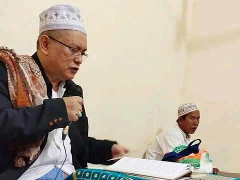 Ijazah Sholawat Nariyah Dari KH Thobari Syadzili