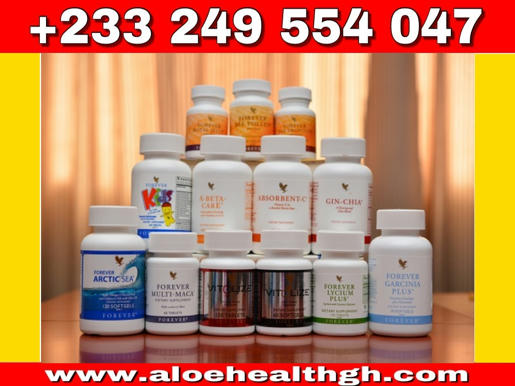 forever living natural organic list of supplements to improve immune system