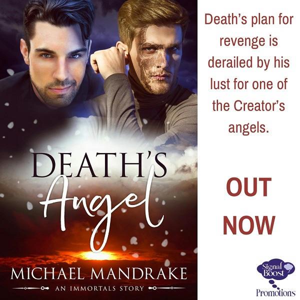 Michael Mandrake - Death's Angel INSTAPROMO-46
