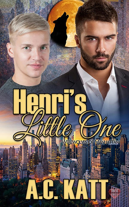 A.C. Katt - Henri's Little One Cover