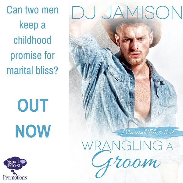 D.J. Jamison - Wrangling the Groom INSTAPROMO-101