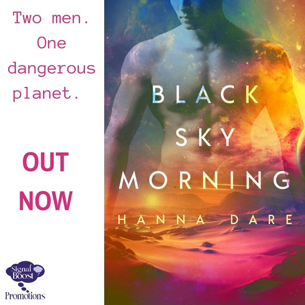 Hanna Dare - Black Sky Morning INSTAPROMO-50