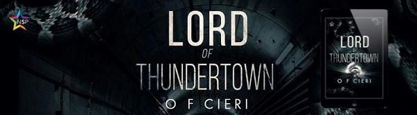 O.F. Cieri - Lord of Thundertown NineStar Banner