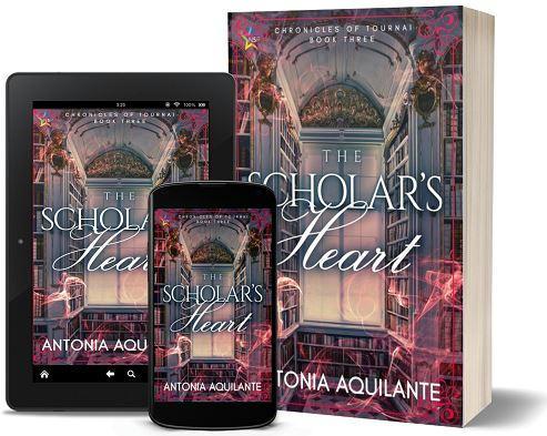 Antonia Aquilante - The Scholar's Heart 3d Promo