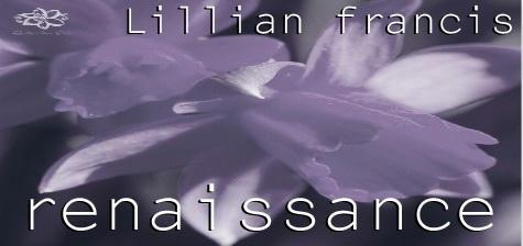 Lillian Francis - Renaissance Banner