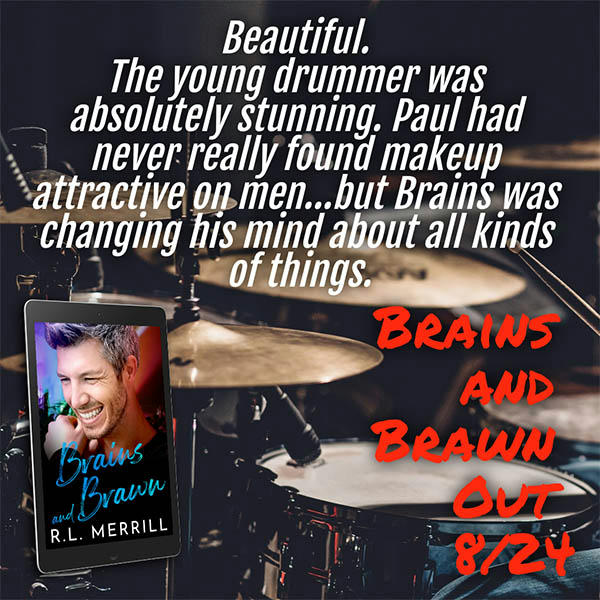 R.L. Merrill - Brains & Brawn Promo 1