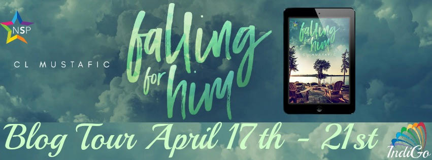 C.L. Mustafic - Falling For Him Banner