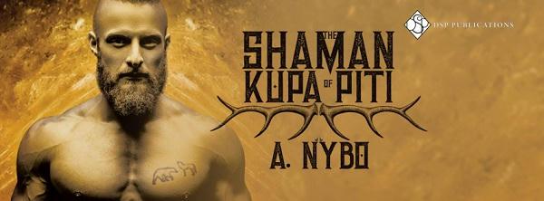 A. Nybo - The Shaman of Kupa Piti Banner s