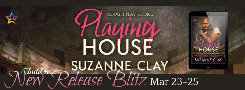 Suzanne Clay - Playing House RB Banner