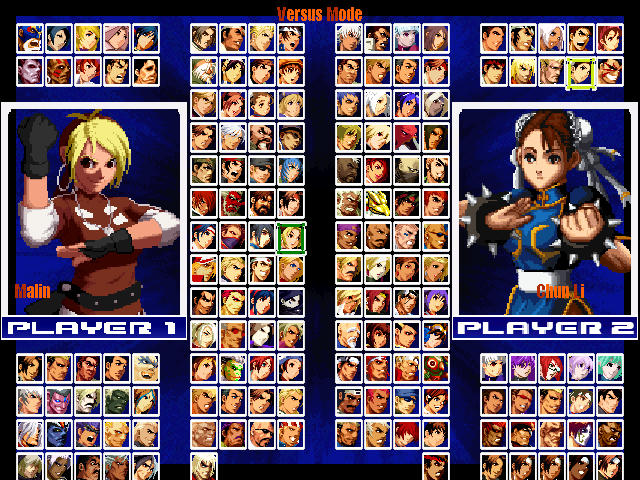 THE KING OF FIGHTERS ULTIMATE MUGEN 2002 released Bv5w90ti77y4woyzg