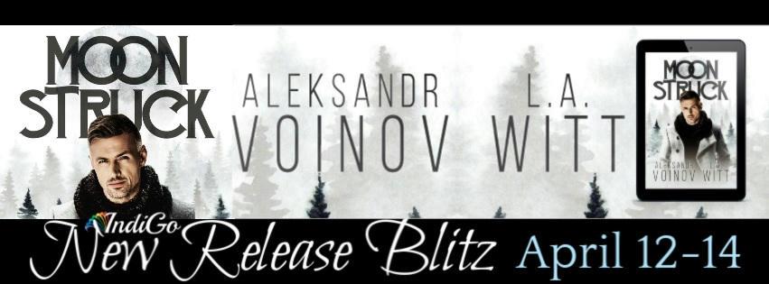 Aleksandr Voinov & L.A. Witt - Moonstruck RB Banner