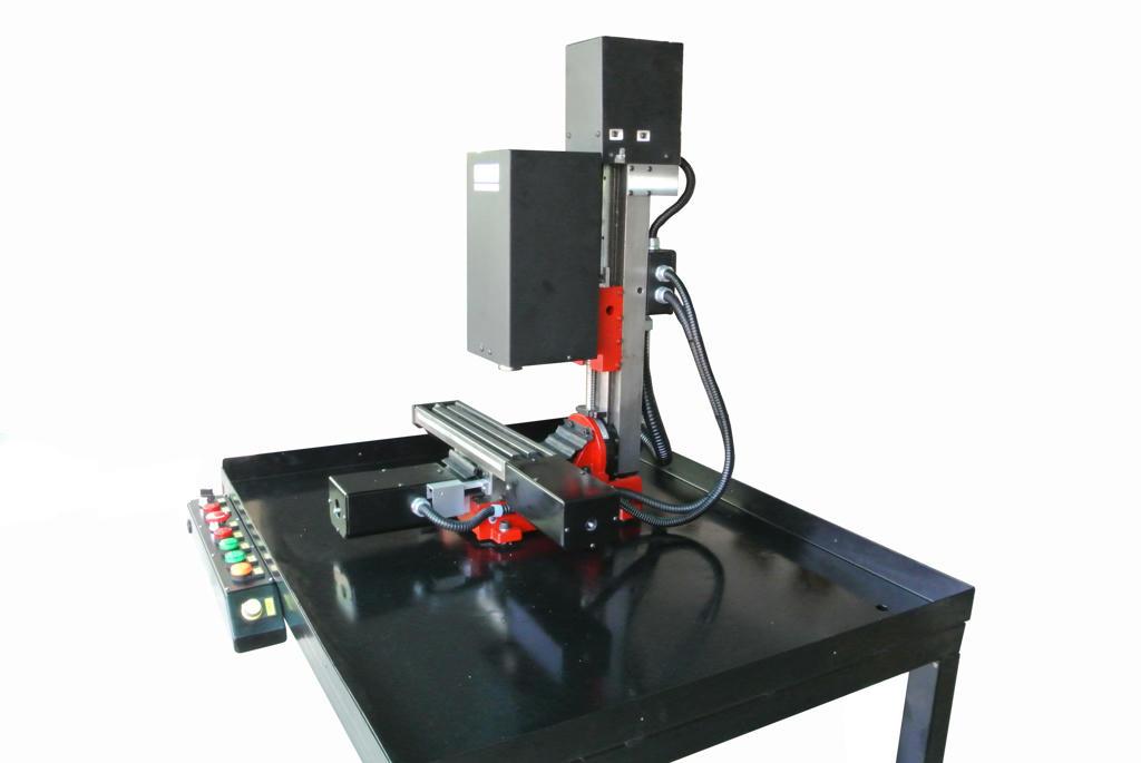 เครื่องกัดมิลลิ่งซีเอ็นซี,mini mill cnc