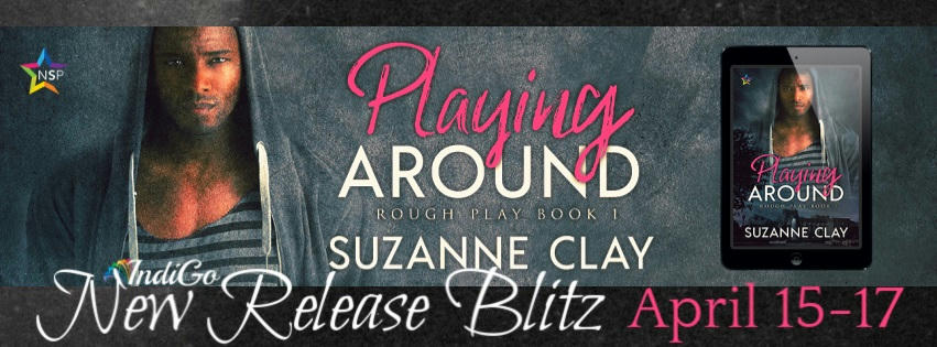 Suzanne Clay - Playing Around Blitz Banner
