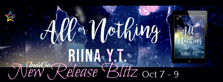 Riina Y.T - All or Nothing RB Banner