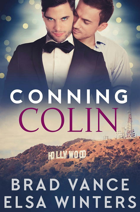 Brad Vance & Elsa Winters - Conning Colin Cover