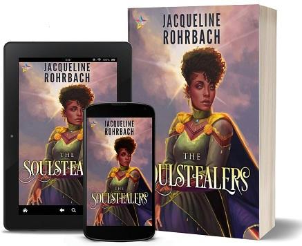Jacqueline Rohrbach - Soulstealers 3d Promo