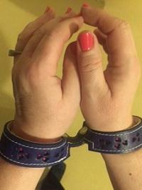 Z. Allora - Secured & Free cuffs