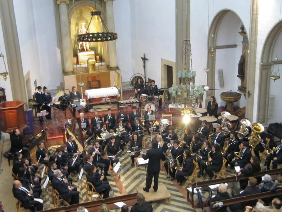 """La Banda de música de Marratxí oferirà un recital en què s'interpretarà el """"Danubi blau"""" i la """"Marxa Radetzky""""."""
