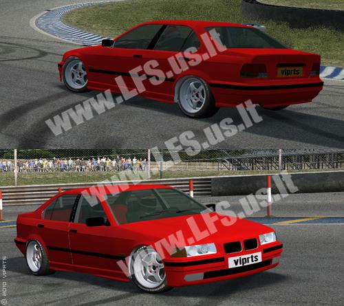 XR - BMW E36