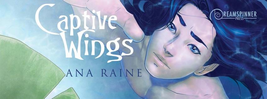 Ana Raine - Captive Wings Banner